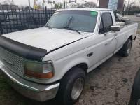 1992 Ford F-150 2dr XL Standard Cab LB
