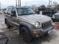 2004 Jeep Liberty Rocky Mountain 4WD 4dr SUV
