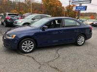 2012 Volkswagen Jetta SE PZEV 4dr Sedan 5M w/ Convenience and Sunroof