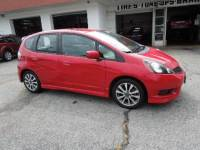 2012 Honda Fit Sport 4dr Hatchback 5M