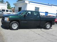 2008 Chevrolet Silverado 1500 4WD Work Truck 4dr Extended Cab 5.8 ft. SB