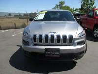 2014 Jeep Cherokee Sport 4dr SUV