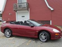 2003 Mitsubishi Eclipse Spyder GT 2dr Convertible