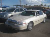 2003 Lincoln Town Car Cartier 4dr Sedan