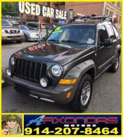 2006 Jeep Liberty Renegade 4dr SUV 4WD