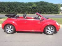 2006 Volkswagen New Beetle 2.5 2dr Convertible w/Automatic