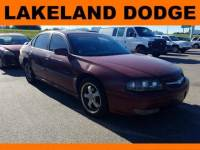 Pre-Owned 2005 Chevrolet Impala LS