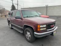 1997 GMC Yukon 4dr SLE 4WD SUV