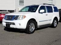 2010 Nissan Pathfinder 4x4 LE 4dr SUV
