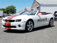 2011 Chevrolet Camaro SS 2dr Convertible w/2SS