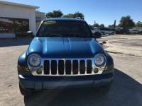 2005 Jeep Liberty Limited 4dr SUV