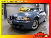 Used 2002 BMW 525i 525iA