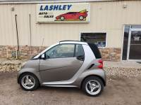 2013 Smart fortwo passion cabriolet 2dr Cabriolet