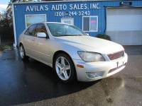 2004 Lexus IS 300 4dr Sedan
