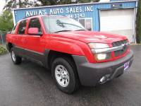 2004 Chevrolet Avalanche 4dr 1500 4WD Crew Cab SB