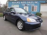 2002 Honda Civic EX 4dr Sedan