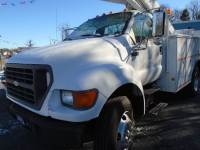 2000 Ford F-650 Super Duty 4X2 2dr Regular Cab