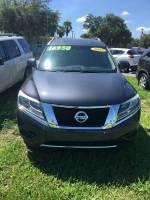2013 Nissan Pathfinder Platinum 4dr SUV