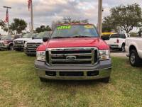 2005 Ford F-350 Super Duty 4dr Crew Cab XL 4WD LB