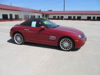 2007 Chrysler Crossfire 2dr Convertible