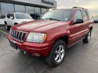 2002 Jeep Grand Cherokee 4dr Overland 4WD SUV