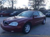 2003 Mercury Sable LS Premium 4dr Sedan