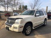 2007 Mercury Mountaineer AWD Premier 4dr SUV (V8)