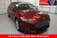 Used 2015 Ford Fusion For Sale at Duncan's Hokie Honda   VIN: 3FA6P0H91FR186428