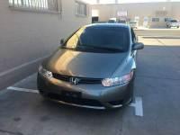 2007 Honda Civic LX 2dr Coupe (1.8L I4 5A)
