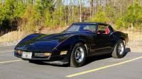 1981 Chevrolet Corvette Survivor Car