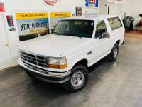 1994 Ford Bronco -XLT 4X4 - 5.8L ENGINE - 2 OWNER VEHICLE - SEE VIDEO