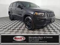 Pre-Owned 2017 Jeep Grand Cherokee Laredo 4x4 SUV in Denver
