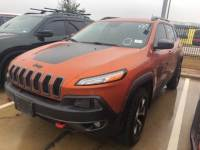 Pre-Owned 2015 Jeep Cherokee 4WD 4dr Trailhawk VIN1C4PJMBS2FW668096 Stock Number71A9