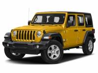 2019 Jeep Wrangler Unlimited Sahara - Jeep dealer in Amarillo TX – Used Jeep dealership serving Dumas Lubbock Plainview Pampa TX