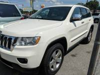 2012 Jeep Grand Cherokee 4x4 Limited 4dr SUV