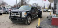2011 Ford F-450 Super Duty 4x4 Lariat 4dr Crew Cab 8 ft. LB DRW Pickup