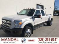 2016 Ford Super Duty F-450 DRW King Ranch Pickup
