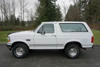 1995 Ford Bronco 2dr XLT 4WD SUV