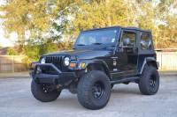 2002 Jeep Wrangler Sahara 4WD 2dr SUV