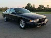 1996 Chevrolet Impala SS 4dr Sedan