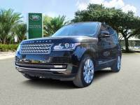 Certified Used 2016 Land Rover Range Rover HSE in Houston