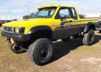 1993 Toyota Pickup 2dr Deluxe V6 4WD Extended Cab SB