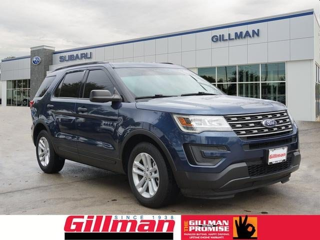 Photo Used 2016 Ford Explorer in Houston, TX