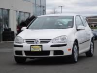 2007 Volkswagen Rabbit 2dr Hatchback (2.5L I5 6A)