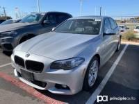 2016 BMW 535i 535i w/ M Sport/Premium Sedan in San Antonio