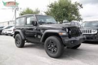 2019 Jeep Wrangler 4x4 Sport 2dr SUV