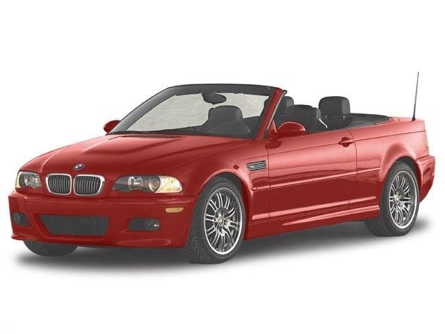 Photo 2003 BMW M3 M3 Convertible in McKinney