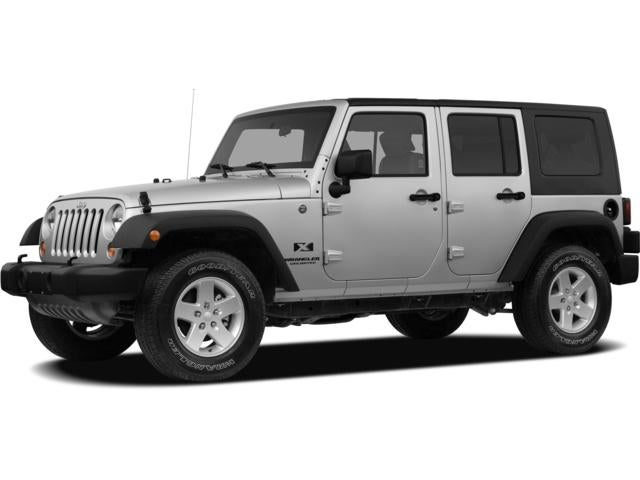 Photo 2007 Jeep Wrangler Unlimited X - Jeep dealer in Amarillo TX  Used Jeep dealership serving Dumas Lubbock Plainview Pampa TX