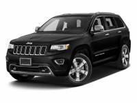 Used 2016 Jeep Grand Cherokee Overland SUV