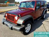 2007 Jeep Wrangler Unlimited X 4dr SUV